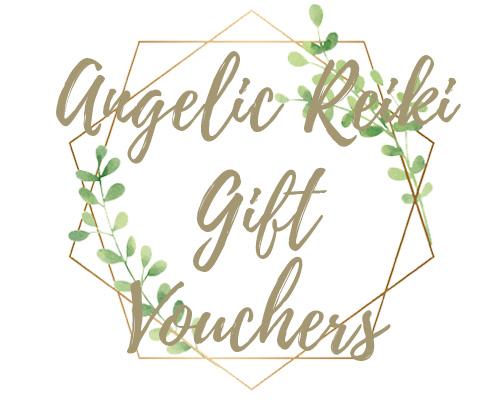 Angelic Reiki Gift Voucher