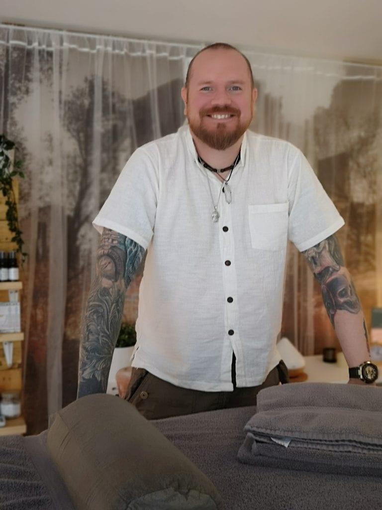 Jay massage therapy therapist