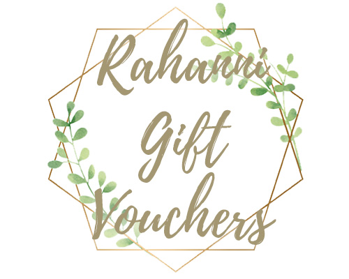 Rahanni Gift Vouchers