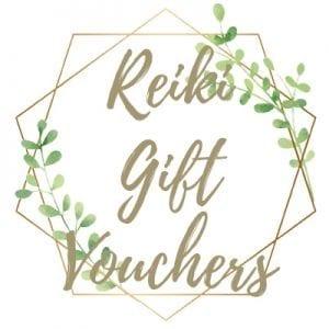 Reiki Gift Vouchers