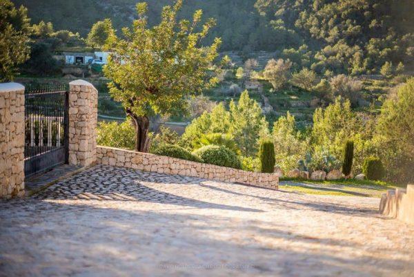 villa Ibiza views