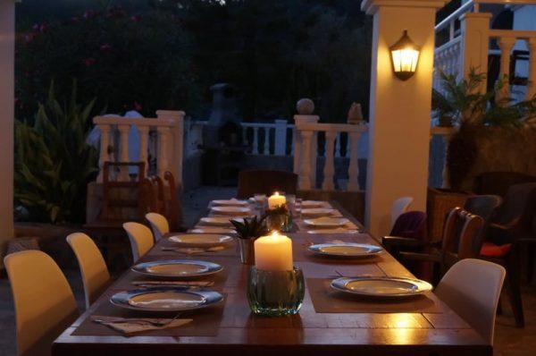 villa views Ibiza
