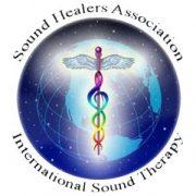 sound healing association logo