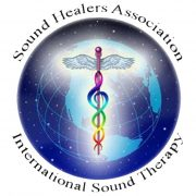sound healing association logo